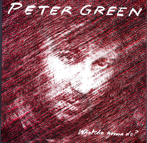 Peter Green - Whatcha Gonna Do? (LP, purple/red mixed vinyl)