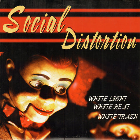Social Distortion - White Light White Heat White Trash (LP)