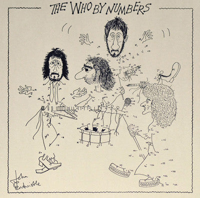Who, The - The Who By Numbers (LP)