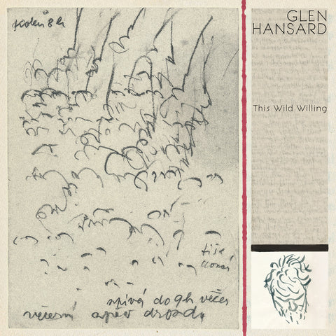 Glen Hansard - This Wild Willing (2xLP, coloured vinyl)