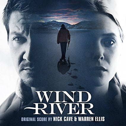 Nick Cave & Warren Ellis - Wind River: Original Score (LP, White Vinyl)
