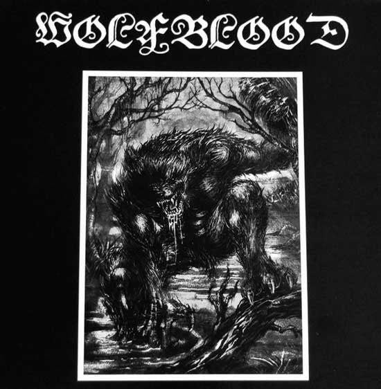Wolfblood - Wolfblood LP