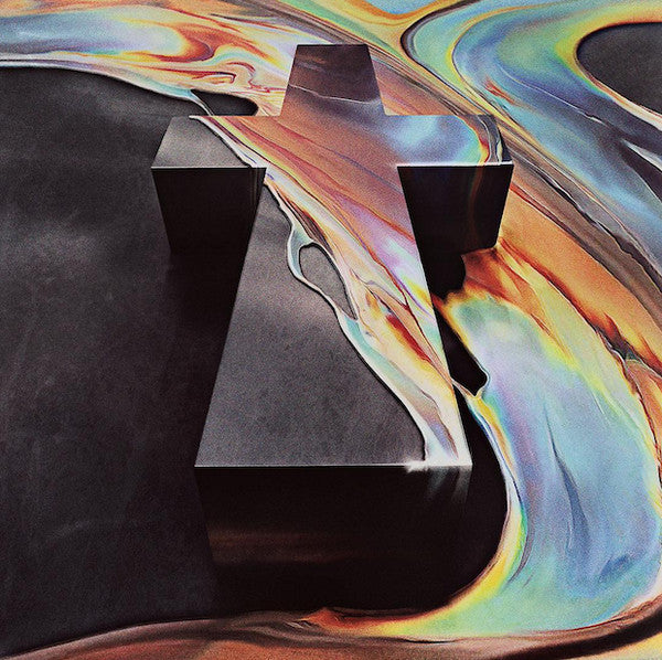 Justice ‎– Woman 2xLP+CD (etched vinyl)
