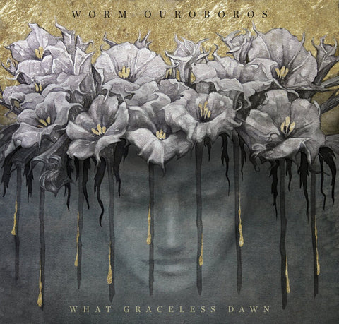 Worm Ouroboros - What Graceless Dawn (CD)