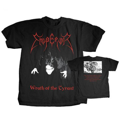 [T-Shirt] Emperor - Wrath of the Tyrant