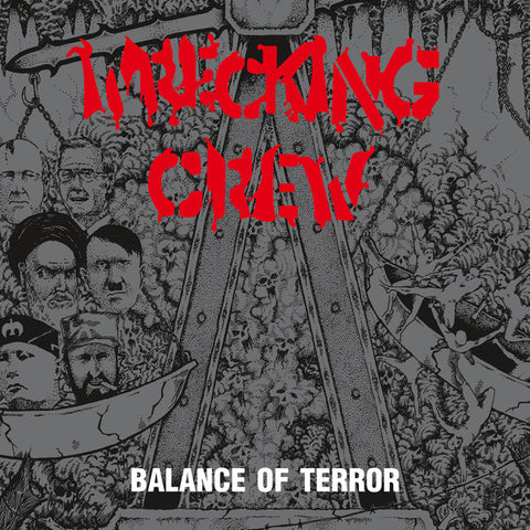 Wrecking Crew - Balance Of Terror (LP)