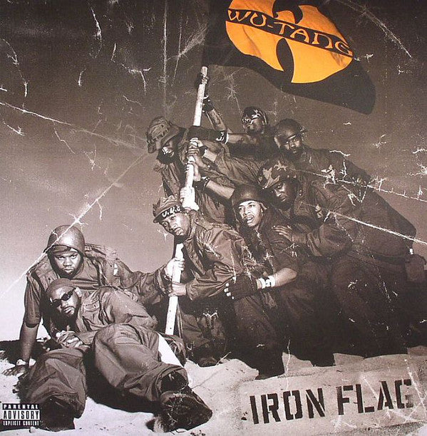 Wu-Tang Clan - Iron Flag (2xLP, 180gm)