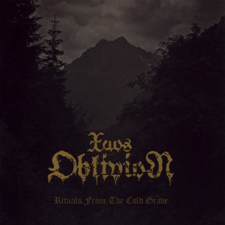 Xaos Oblivion - Rituals From The Cold Grave LP