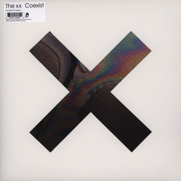 The XX - Coexist (LP+CD)