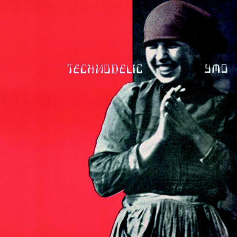 Yellow Magic Orchestra - Technodelic (Clear 180g LP)