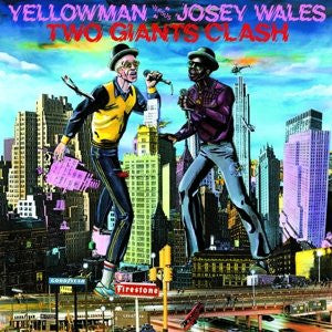 Yellowman and Josey Wales - Two Giants Clash
