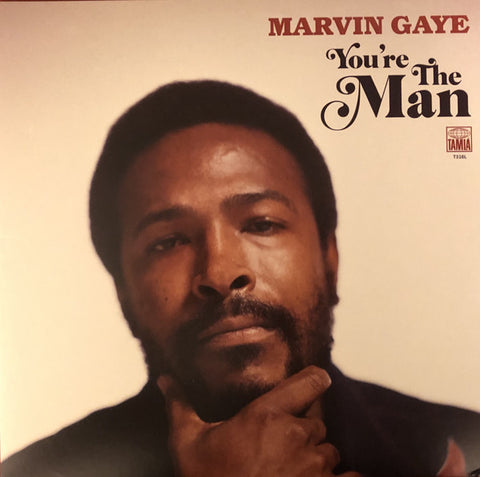 Marvin Gaye - You're The Man (2xLP)