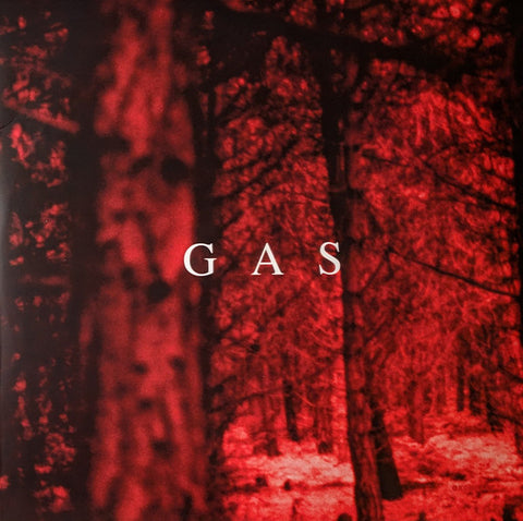 Gas - Zauberberg (3xLP, inc DL code)