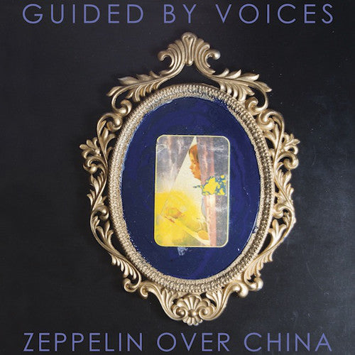 Guided By Voices - Zeppelin Over China (2xLP, inc DL code)