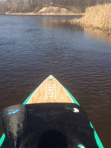 The 3 I's of Paddling