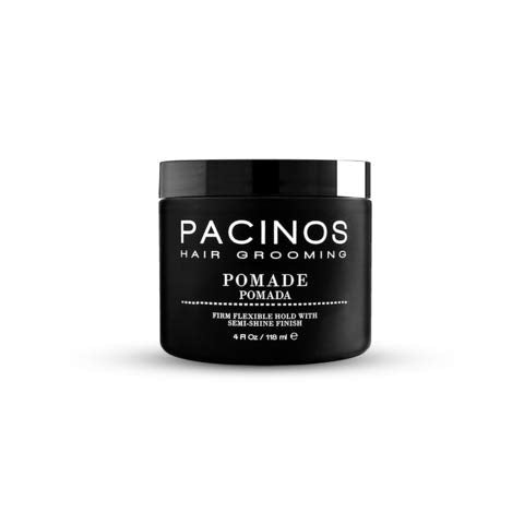 Pacinos Pomade Hair Grooming Paste - Firm Hold - Expott.com