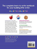 My First ABC Learn to Write Workbook