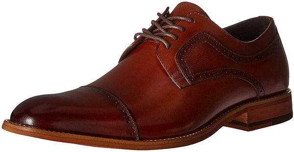 Stacy Adams casual Men's Dickinson Cap-Toe Lace-up Oxford - Expott.com