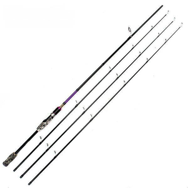 Carbon Spinning Fishing Rod Fast Action Fishing Spinning Rod Lure Fishing Rods - Expott.com