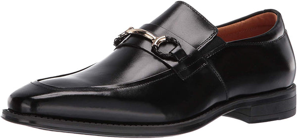 STACY ADAMS casual Men's Pierce Moe-Toe Slip-on Penny Loafer - Expott.com