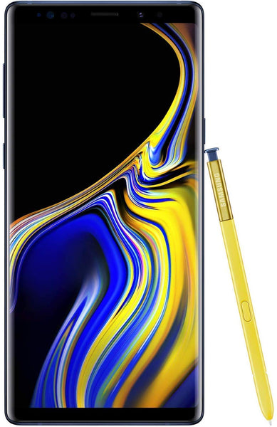 Samsung Galaxy Note9 Factory Unlocked Phone with 6.4in Screen and 128GB - Ocean Blue (Renewed) - Expott.com