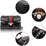 Gucci OLYLY Designer Shoulder Bag for Women, Fashion Bee Crossbody Bag Handbags with Chain … - Expott.com