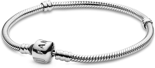 PANDORA Moments Bracelet with Rose Clasp - Expott.com
