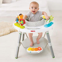 Skip Hop Explore and More Baby's View 3-Stage Interactive Activity Center, Multi-Color, 4 Months - Expott.com