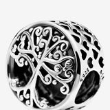 Pandora Jewelry - Family Roots Charm in Sterling Silver - Expott.com