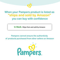 Diapers Newborn/Size N (>10 lb), 32 Count - Pampers Pure Protection Disposable Baby Diapers, Hypoallergenic and Unscented Protection - Expott.com