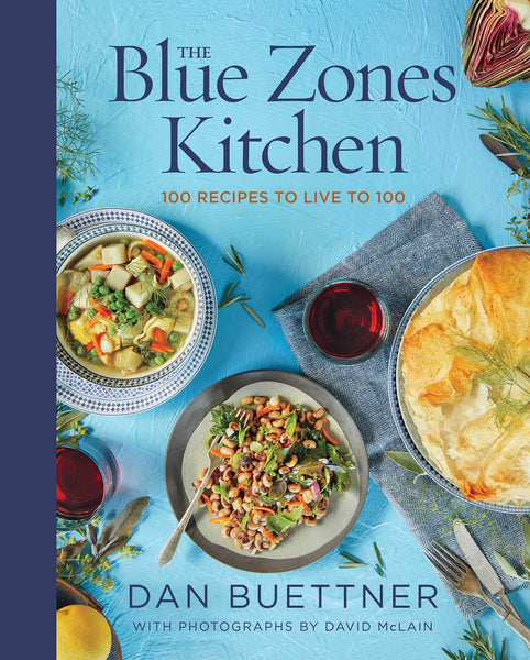 The Blue Zones Kitchen: Lb  100 Recipes to Live to 100 - Expott.com