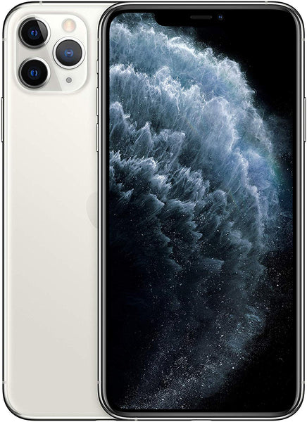Simple Mobile - Apple iPhone 11 Pro Max (64GB) - Silver - Expott.com