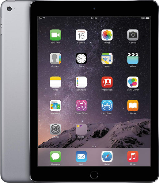 Apple IPad Air 2 WI-FI 64GB Space Gray (Renewed) - Expott.com