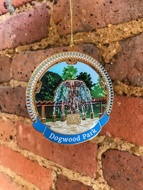 Dogwood Park Ornament - NEW FOR 2020
