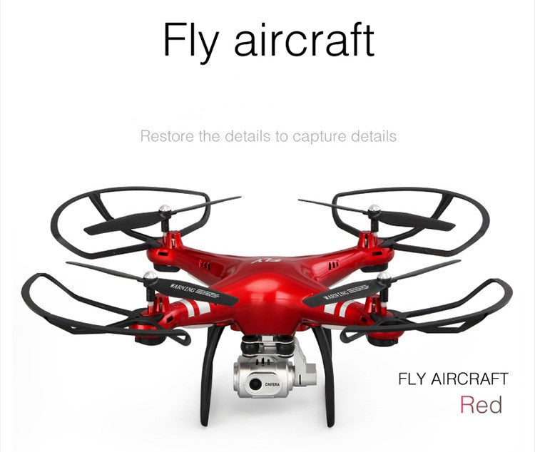RC Drone With RC Helicopter-For All Pockets