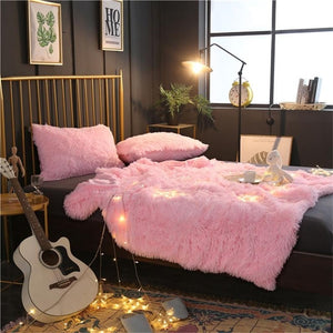 Ultra Soft Warm Sofa cover Bed-For All Pockets