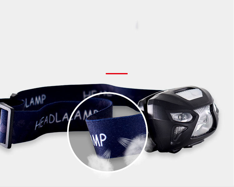 LED Headlight Body Motion Sensor-For All Pockets