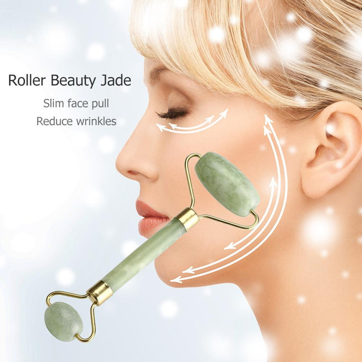 Facial Massage Roller-For All Pockets