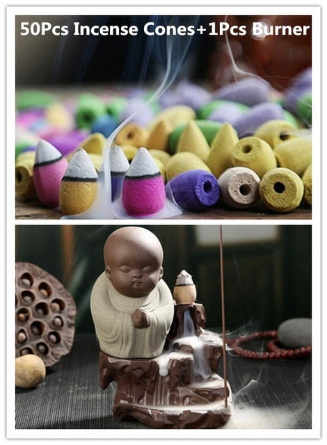 Creative Home Decor The Little Monk - For All Pockets