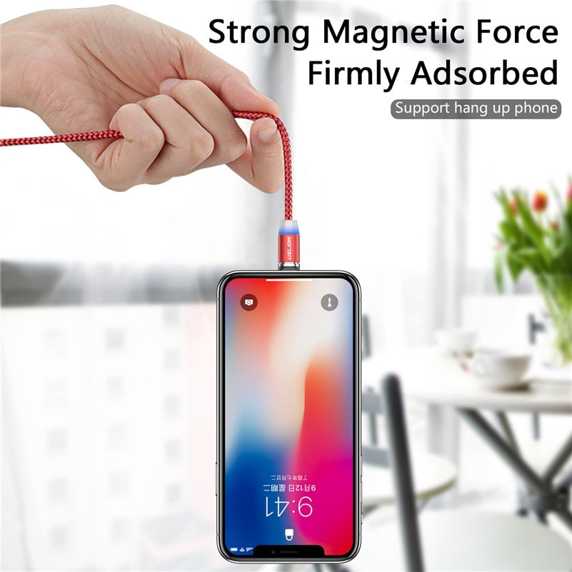 Magnetic USB Cable Fast Charging-For All Pockets