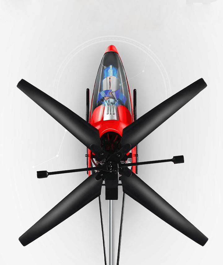 50% OFF-Large Remote Control Helicopter