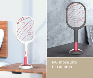 The Newest Electric Mosquito Swatter - Dual Used & Targeted Mosquito Killing