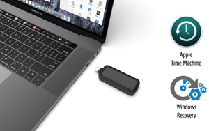 1TB / 2TB High-Speed SSD - Portable & Waterproof