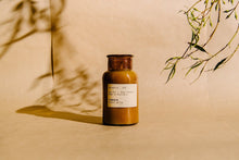 Load image into Gallery viewer, ETIKETTE CANDLE 250MM APOTHECARY JAR ARNHEM - GOLDEN WATTLE