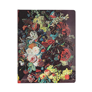 PAPERBLANKS - STILL LIFE - VAN HUYSUM - MIDI - UNLINED