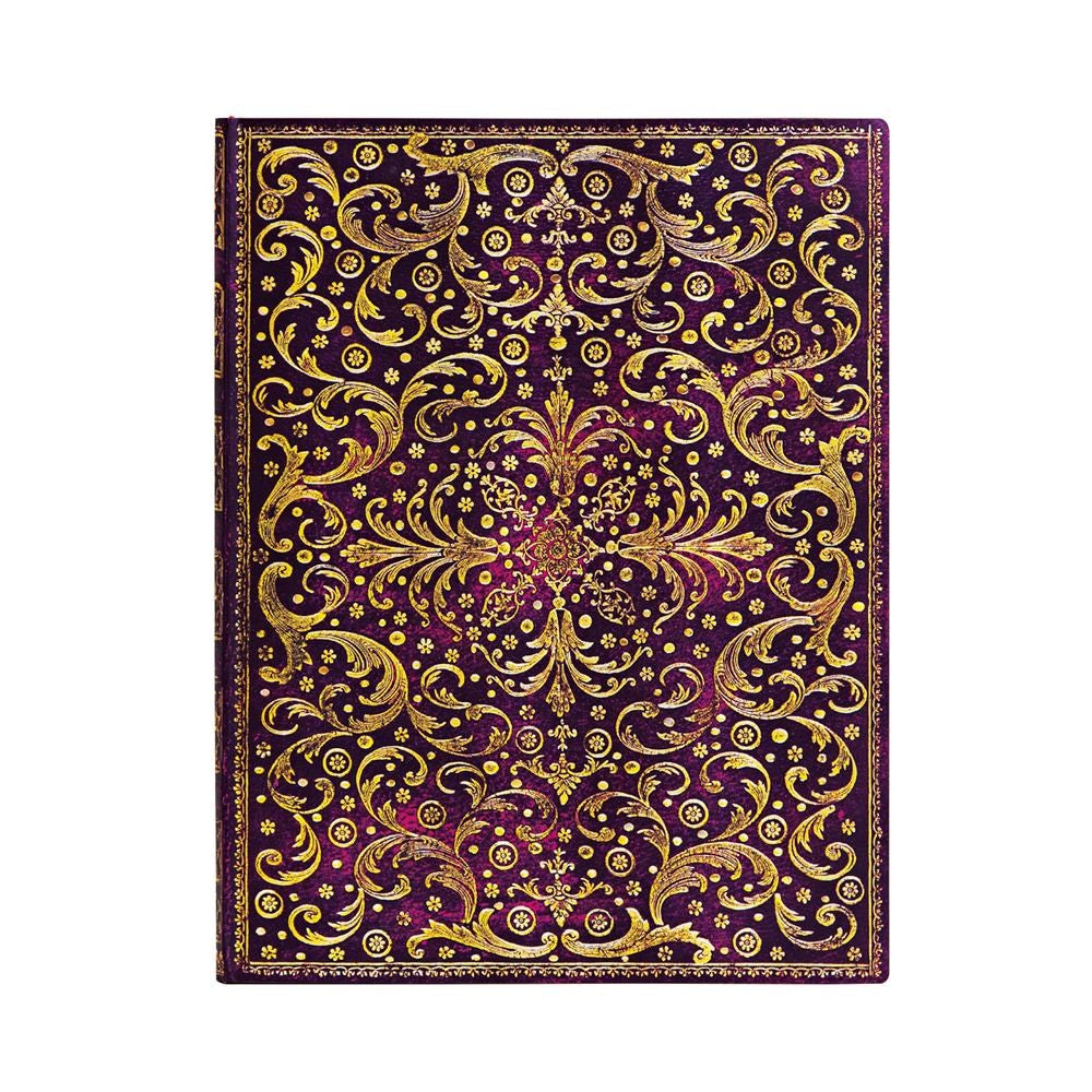 PAPERBLANKS FLEXIS - AURELIA - ULTRA - LINED - 176page