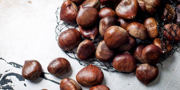 Health Benefits of Chestnut!