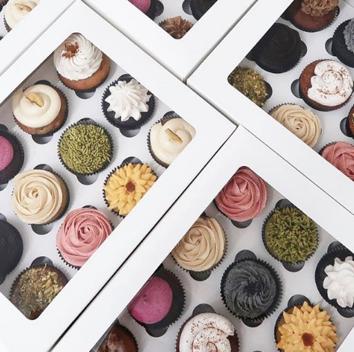 Box of 12 Assorted Cupcakes