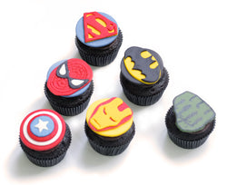 Superhero Topper