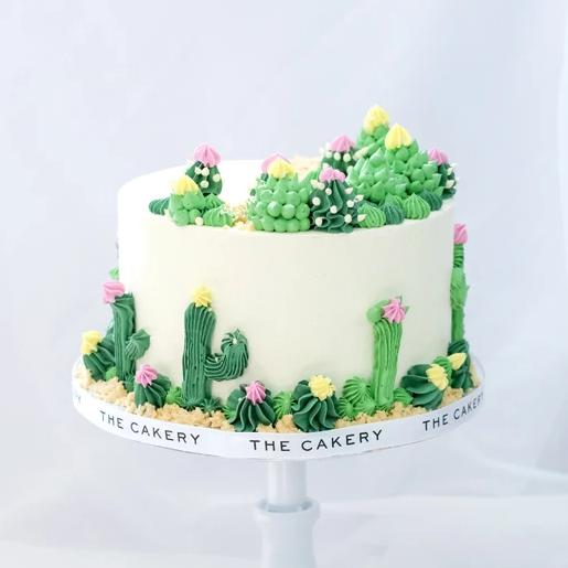 The Cakery - Cactus Cake